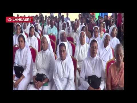 Maithiripala Speech Jaffna