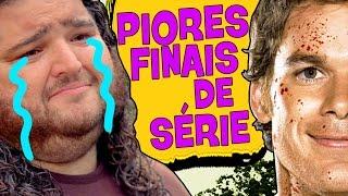 5 PIORES FINAIS DE SÉRIE!