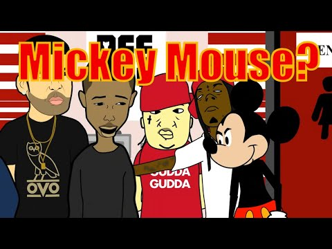 We Are Young Money 10 [feat. Mickey Mouse, Rick Ross & Diddy]