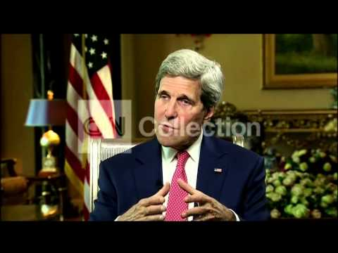 JOHN KERRY ON IRAQ'S NEW REALITY
