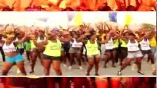 SX (Simbie X-Tra) Kanaval 2014 - Bouwet La