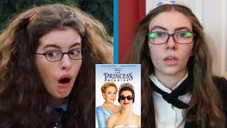 I Gave Myself A Princess Diaries Makeover