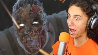 WORLD'S SCARIEST MULTIPLAYER GAME! (Dead Realm Funny Moments)
