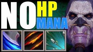 No HP No Mana | Dota 2 Ability Draft