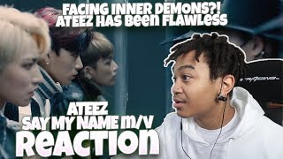 ATEEZ(에이티즈) - 'Say My Name' Official MV - REACTION | THE FIRST ATEEZ COMEBACK!