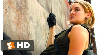 The Divergent Series: Allegiant (2016) - Over the Wall Scene (1/10) | Movieclips