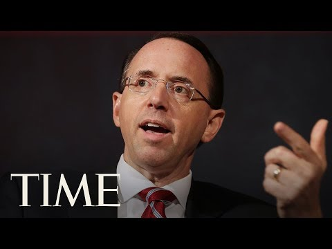 GOP Lawmakers File Articles Of Impeachment Against Deputy Attorney General Rod Rosenstein | TIME
