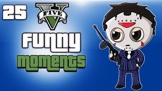 GTA 5 Online Funny Moments Ep. 25 (Valentine's Day Massacre DLC)