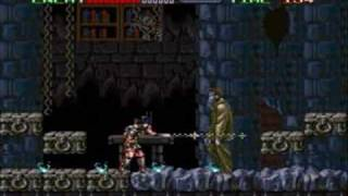 Super Castlevania 4 bosses