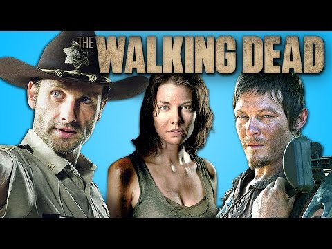 The Walking Dead In 1 Take In 9 Minutes video