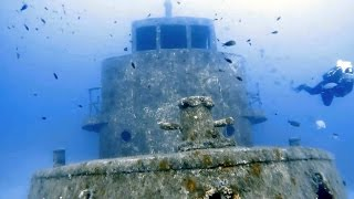 Malta Dive Sites - Tugboat Rozi