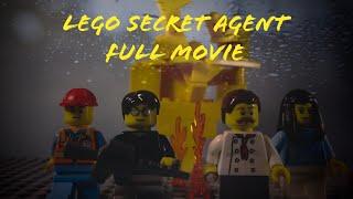 Lego Secret Agent - Lego Stop Motion Animation (full movie)