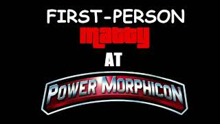 Sentai Jackets - FPMATTY from Morphicon