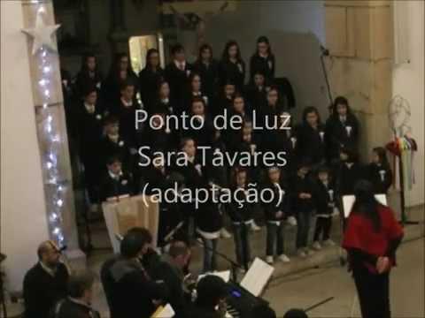 Ponto de Luz, Sara Tavares (cover) - Coro / Grupo Coral CONTIGO (Viseu / Torredeita)