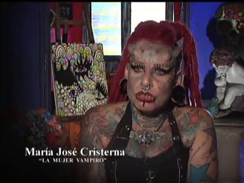 La historia detrás del mito - La mujer Vampiro
