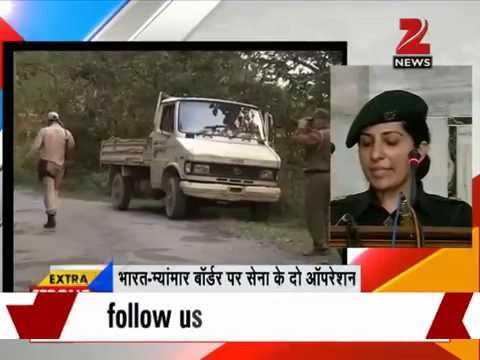 Manipur ambush: Indian Army hits back, kills insurgents in Myanmar