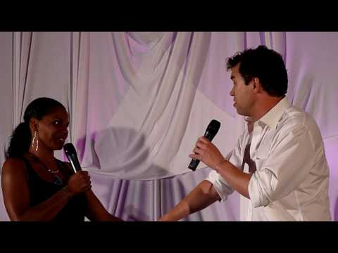 Audra McDonald, James Wesley and Seth Rudetsky sing Wheels of a Dream from Ragtime
