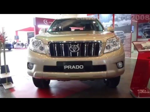 2014 Toyota Prado Txl 2014 video review Caracteristicas versión Colombia