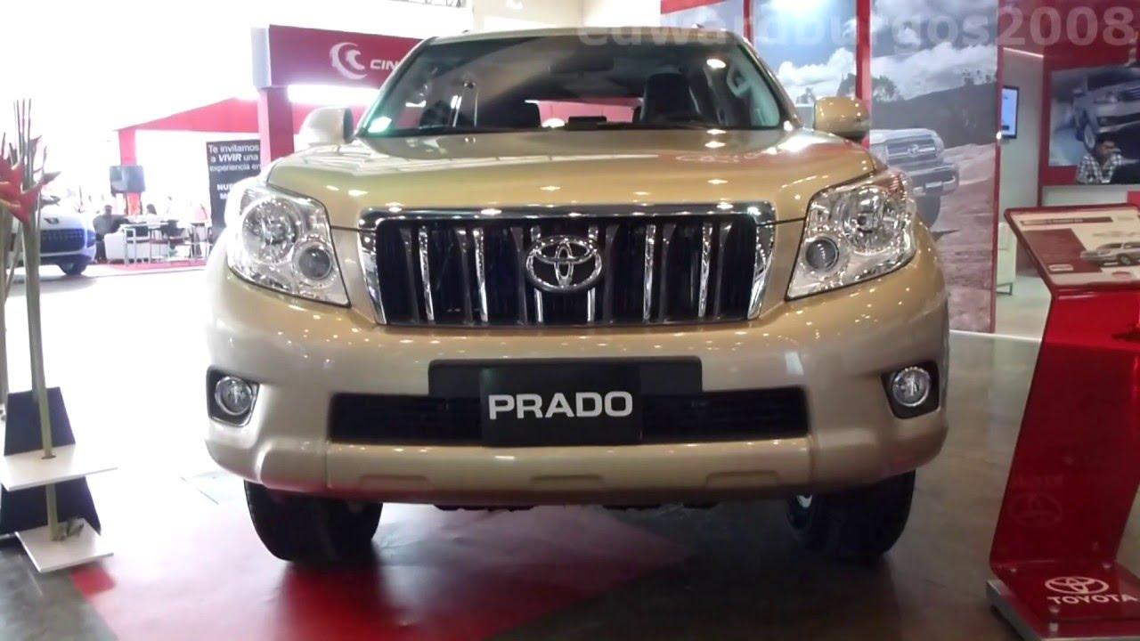 2014 Toyota Prado Txl 2014