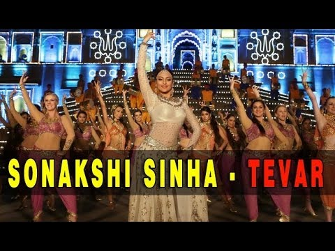 Sonakshi Sinha Turns Radha For 'Tevar'