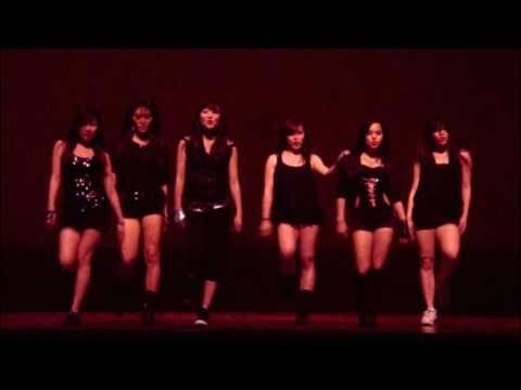 Part2. The Pussycat Dolls buttons Original Dance - Dbj Asian-american Dance Crew video