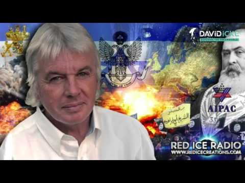 David Icke on Red Ice Radio - Origins of Israel & New Mono World Order