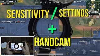 AM I A CHEATER ? (HANDCAM GAMEPLAY) PUBG Mobile