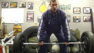 Barbell Row Exercise by Dave Lemanczyk