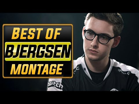 "Download  Bjergsen ""The Carry"" Montage 2018 