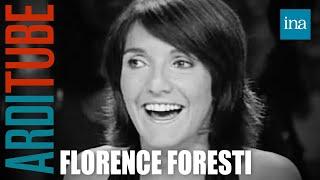 """Florence Foresti """"Baffie m'a volé mon soutien-gorge"""" - Archive INA"""