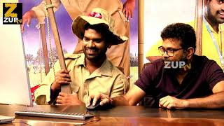 Sukumar Launched Bithiri Sathi's Tupaki Ramudu Movie First Look | #BithiriSathi | ZUP TV