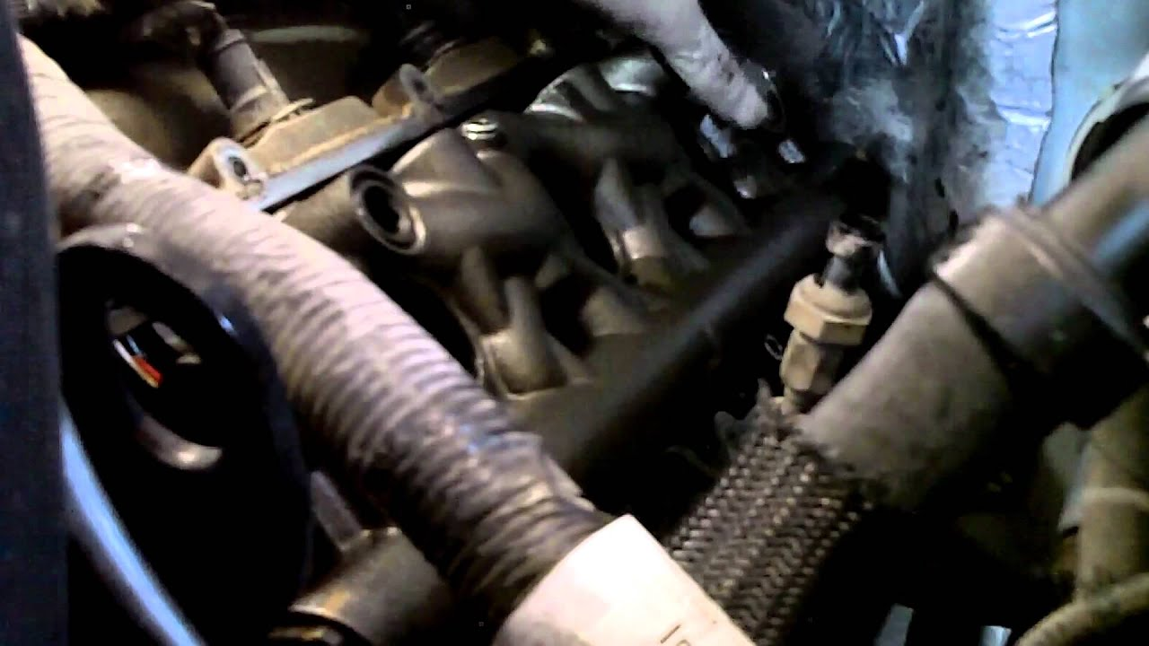 6.0 Liter Ford Powerstroke Injector Replacement, part 2 ...