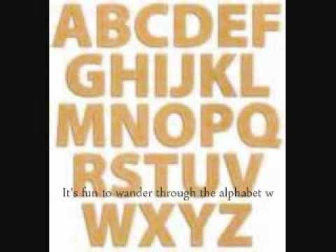 Lea Salonga - Alphabet Song