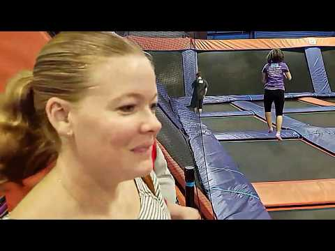 Sky Zone trampoline park review by kids and adults. What do you all think?