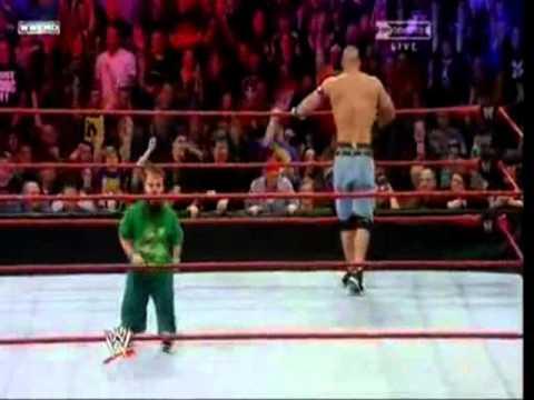 WWE 2011 Royal Rumble match Highlights