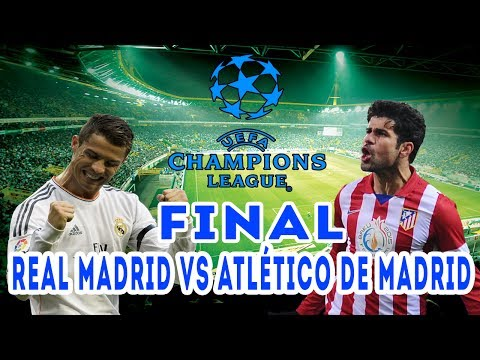 Real Madrid vs Atlético de Madrid 2014 - Champions League Final Promo [HD]