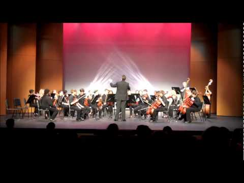 SCPA Chamber Orchestra Fantasia March 9, 2011