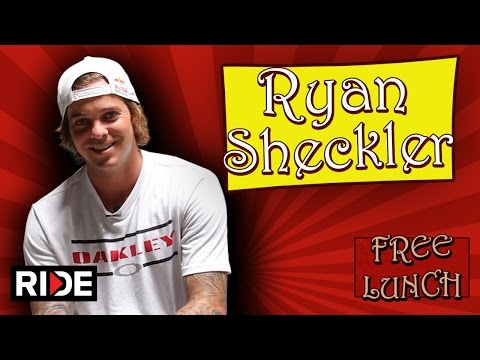 Ryan Sheckler - Free Lunch