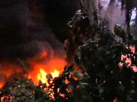 day 2 of naphtha on fire @ varunapuri.wmv