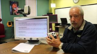 DaVinci desktop magnifier
