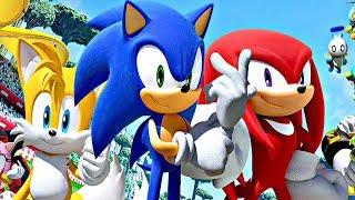Team Sonic Racing - Ending & Final Boss (Final Race)