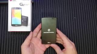 Como formatar LG G2 Lite, Hard Reset