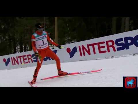 Лыжник из жаркой страны (до слёз)))))))) | The skier from hot country, to tears))))))