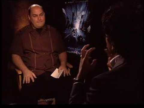 M. Night Shyamalan Interview The Happening