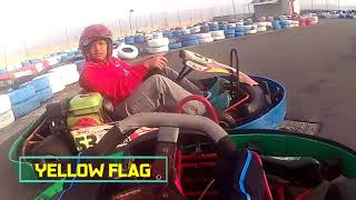 Trying to Keep Cool, But... | End of 2018 Karting