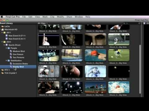 Final Cut Pro X Tutorial:  Features Overview