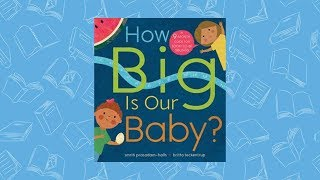 How Big Is Our Baby ~ Usborne Books & More Children's Books