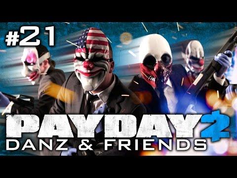Payday 2 Pt21 w/ Nova, Immortal, and Koots