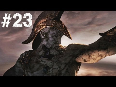 God of War Ascension Gameplay Walkthrough Part 23 - The Eyes of Apollo