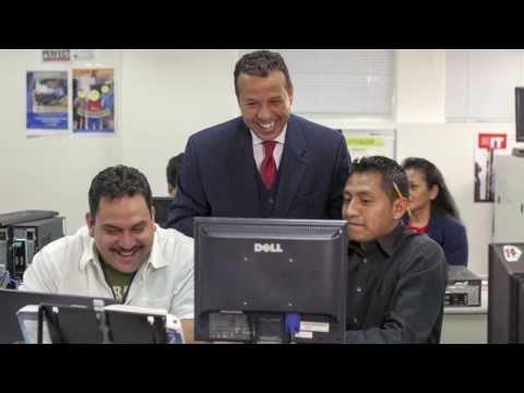 CHCI Cornerstone Donor: Bank of America